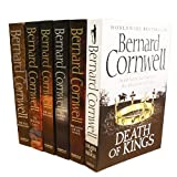 Bernard Cornwell Warrior Chronicles Series 6 Books Set Collection Pack (Death of Kings, The Lord of the North, Sword Song, The Last Kingdom, The Burning Land, The Pale Horseman) Bernard Cornwell