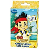 Jake and the Never Land Pirates Jumbo Playing Cards by Cardinal