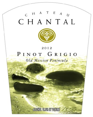 2013 Chateau Chantal Pinot Grigio 750 Ml