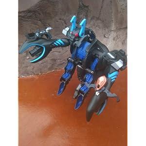 Bakugan Mechtanium Surge Mechtogan Titan Action Figure - Venexus Titan