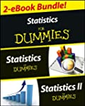 Statistics I & II For Dummies 2 eBook...