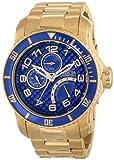 Invicta Men's 15342 Pro Diver Analog Display Japanese Quartz Gold Watch Reviews