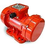 Oli Vibrator MVE.440/2M Electric Vibrator Motor, Single Phase, 2 Poles, 3600 RPM, 60 Hz, 115 Volt, 416.67 Lb Output Force, Standard Mounting Frame