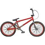 DK Dayton 20-Inch BMX Freestyle Bike, Red