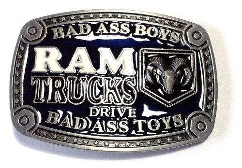 buckle-dodge-ram-trucks-bad-ass-toy-pick-up-belt-buckle
