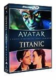 echange, troc Coffret Blu-ray 3D : Avatar + Titanic