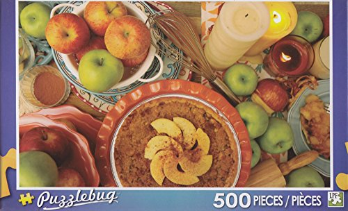 Puzzlebug 500 Piece Puzzle ~ Apples and Spice and Everything Nice