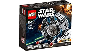LEGO Star Wars TM 75128: TIE Advanced Prototype Mixed