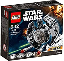 Comprar LEGO Star Wars - Set TIE Advanced Prototype, multicolor (75128)