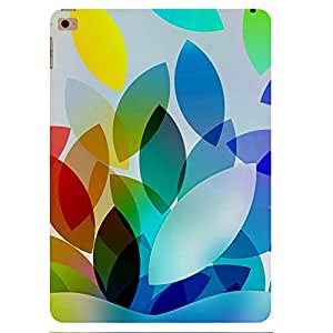 Leaves Design - Mobile Back Case Cover For IPAD