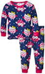 Gerber Baby Girls' Owl 2 Piece Therma...