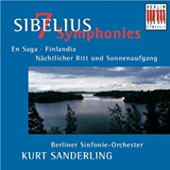 Sibelius: Symphonies nos. 1-7, En Saga, Finlandia & Night Ride and Sunrise