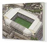 Canvas Print of St James Park Art - Newcastle United 8652157 from Sports Stadia Art