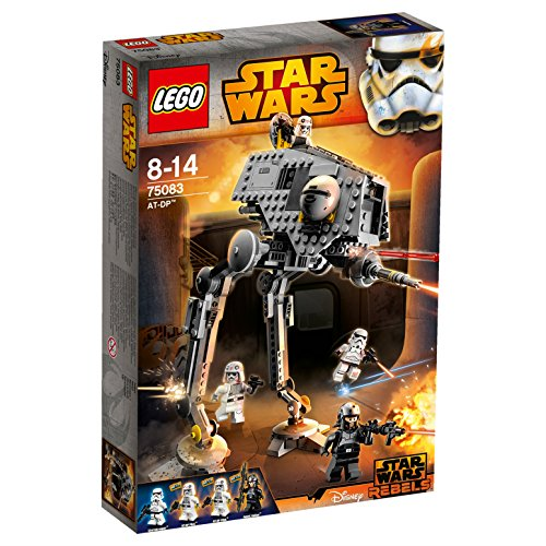 LEGO Star Wars 75083 - AT-DP Pilot