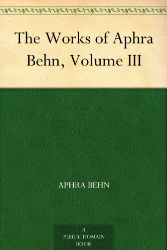 the characteristics of virtue in the works of aprha behn frances burney and mary shelley