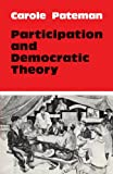 Participation and Democratic Theory