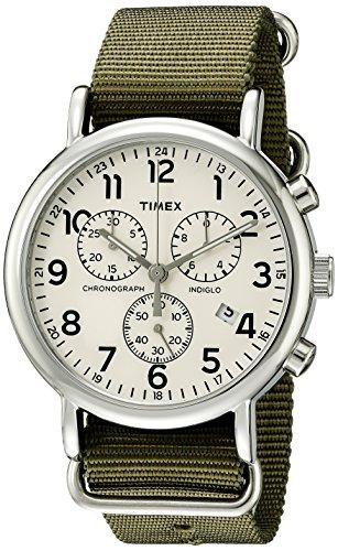 timex-mens-tw2p71400-weekender-chrono-oversize-green-nylon-slip-thru-strap-watch