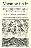 img - for Vermont Air: Best of the Vermont Public Radio Commentaries book / textbook / text book