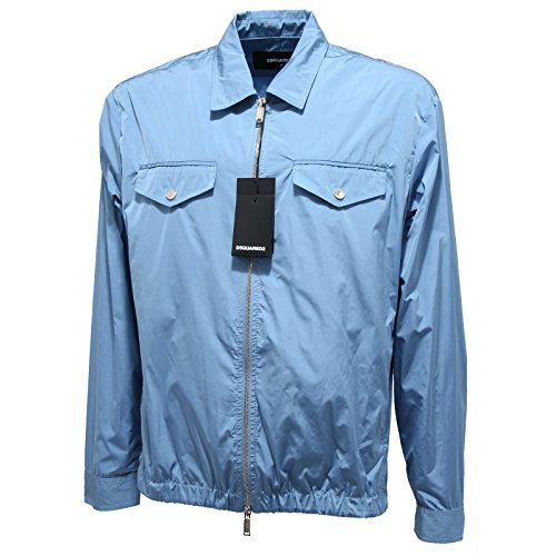 5982L giubbotto antipioggia uomo DSQUARED D2 giubbotti jackets coats men [52]