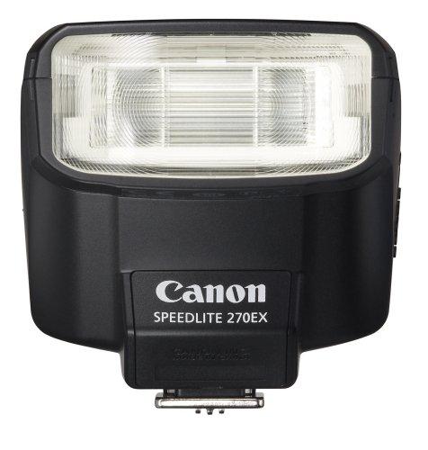 Canon Speedlite 270EX Flash for Canon Digital SLR Cameras (Speedlite 270ex Ii Flash compare prices)