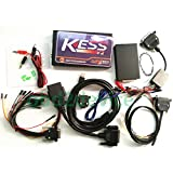 HITSAN Best Online Kess V2 5.017 SW V2.23 ECU Programmer Kess 5.017 Master Cars Trucks No Tokens Limiation Update from Kess V2 4.03