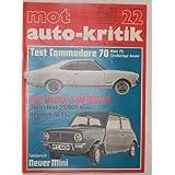 MOT auto-kritik, Heft 22/1969