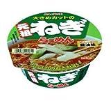 ニュータッチ ねぎラーメン 102g (6入り)