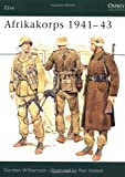 img - for Afrikakorps 1941-43 (Elite) book / textbook / text book