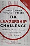 img - for The Leadership Challenge Workbook, 3rd Edition and The Leadership Challenge, 5th Edition Set by James M. Kouzes (2012-11-19) book / textbook / text book