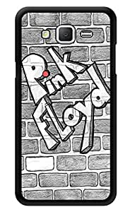 """Humor Gang Pink Floyd Wall Printed Designer Mobile Back Cover For """"Samsung Galaxy j2"""" (3D, Glossy, Premium Quality Snap On Case)"""
