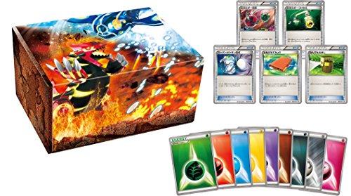 Pokemon-tarjeta-de-la-energia-juego-de-cartas-con-una-caja-de-tarjeta-de-Gen-Gen-Groudon-Shi-Shi-Kyogre
