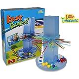 Easy game Fun Ker-Plunk Marble Game, Fun Family Plunk Play Set.