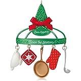 Hallmark Keepsake Ornament: Bon Apptit Cooking Utensils