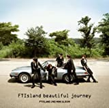 FTIsland 2nd Mini Album - FTIsland Beautiful Journey (韓国盤)
