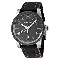 Montblanc Timewalker Voyageur UTC Automatic Mens Watch 109137 from Montblanc