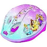 Disney Princess Girl's Safety Helmet - Pink, 48 - 52 cm