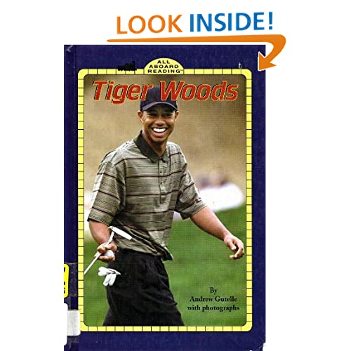 Tiger Woods GB (All Aboard Reading)