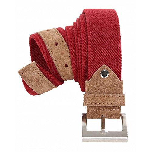 Cintura Maxfort Eksi taglie extra lunghe uomo - Blu, 190 CM