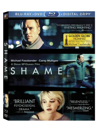 Cover art for  Shame (Blu-ray/ DVD + Digital Copy)
