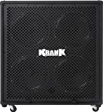 Blue Rev 4x12 Speaker Cabinet with Black Grill