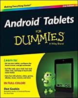Android Tablets For Dummies, 2nd Edition Front Cover