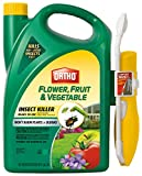 Ortho Flower, Fruit and Vegetable Insect Killer with Comfort Wand, 1-Gallon (Garden Insecticide)