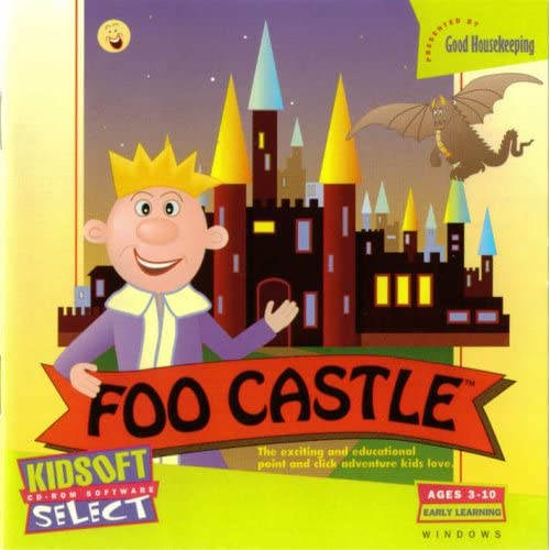 Foo Castle 51UpBM2vYaL._SS500_