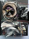 ZhengNan®Shop LZ-A3S Hifi ケーブル着脱式ハイブリッドイヤホン
