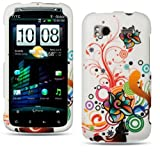 Autumn Flower Hard Cover Case For HTC Sensation 4G Android Phone (T-Mobile) ....