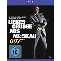 James Bond - Liebesgr��e aus Moskau [Blu-ray]