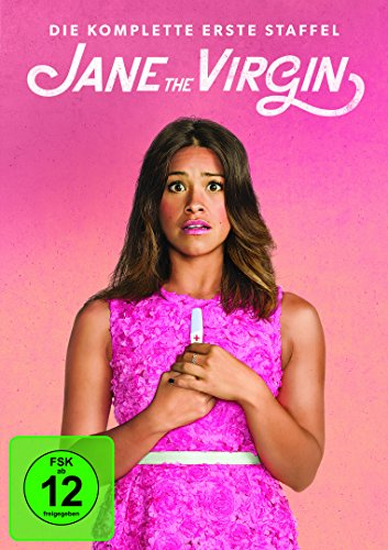 Jane the Virgin - Die komplette erste Staffel [5 DVDs]