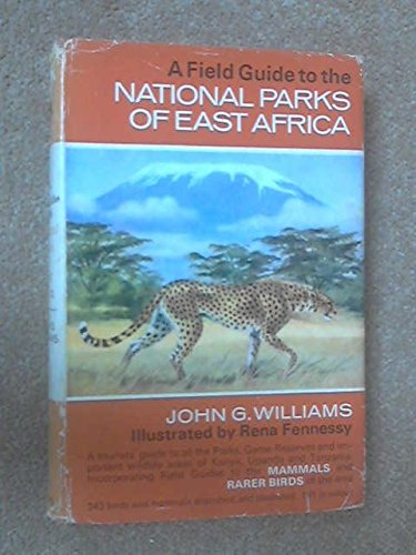 A field guide to the National Parks of East Africa PDF
