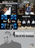 echange, troc Four american composers