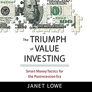 The Triumph of Value Investing Hörbuch